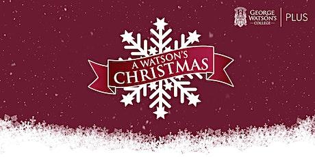 A Watson's Christmas Tickets