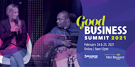 Good Business Summit 2021 tickets