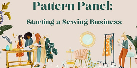 Pattern Panel: Starting a Sewing Business tickets