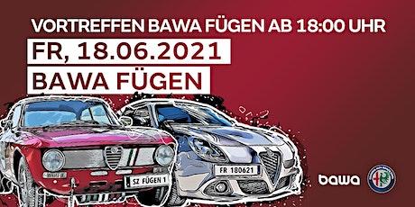 VORTREFFEN => 5. Int. Alfa Romeo Treffen TIROL Tickets