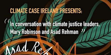 Climate Case Ireland - Winter Webinar Series Episode #2 tickets