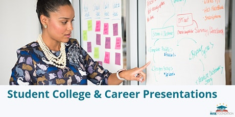 Student College & Career Presentations tickets