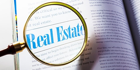 22.5-Hr Real Estate Continuing Education Classes via Zoom tickets