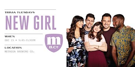 New Girl Trivia tickets