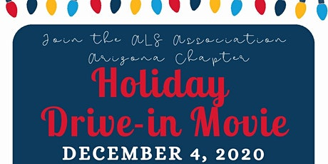 ALS Association Holiday Drive-In Movie tickets