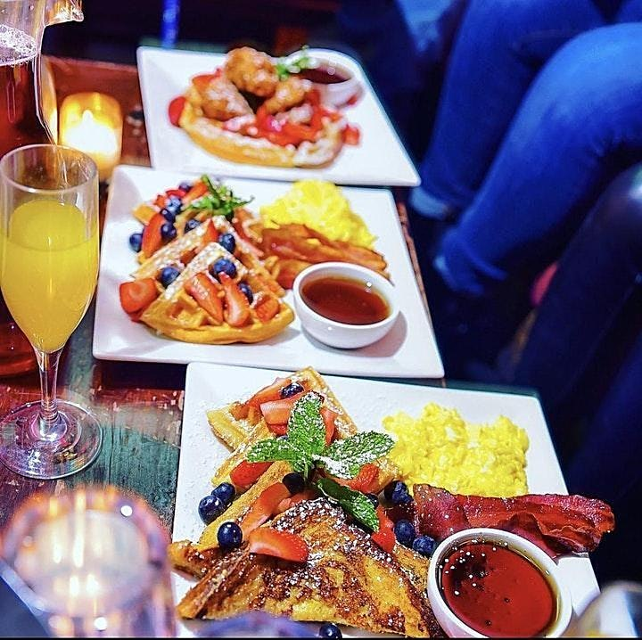 Brunch In Soho NYC @ Katra Lounge Each & Every Saturday image
