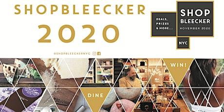 Shop Bleecker tickets