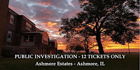 March Public Investigation tickets