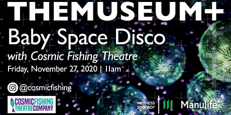 Baby Space Disco with Cosmic Fishing Theatre tickets