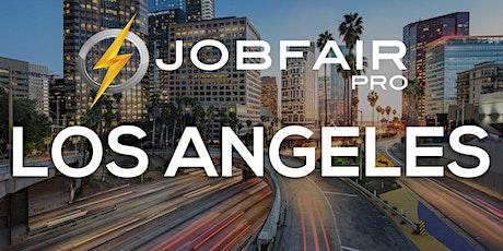 Los Angeles Virtual Job Fair January 26, 2021 tickets