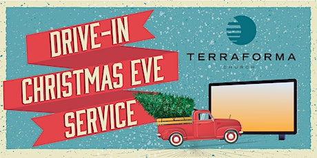 Terraforma's Christmas Eve at the Drive-in tickets