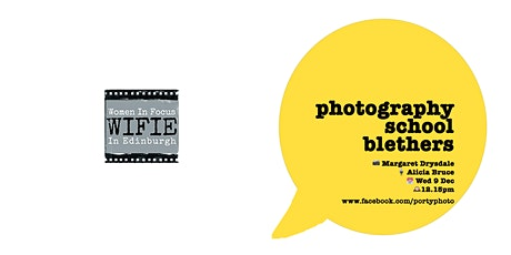 Blether with Margaret Drysdale - Photography School Blethers tickets