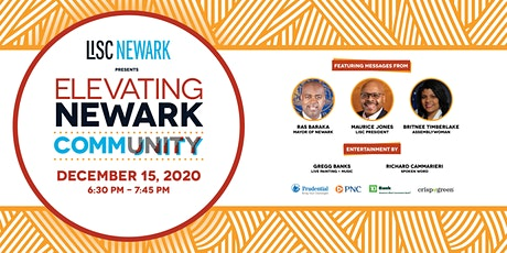 Elevating Newark CommUNITY (A Virtual Event) #StayRootedNWK tickets
