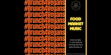SOLISTIC SOUL | BRUNCH FOR VEGANS | EVERY SUNDAY tickets