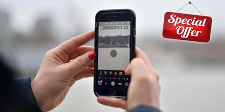 Mobile Photography Course - Online tickets