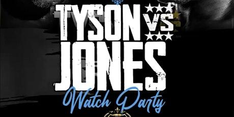 Tyson vs. Jones WBA Fight tickets