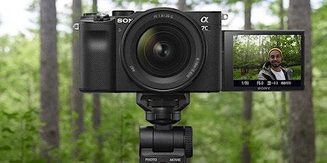 Sony Week - Beginners Video w/ Sony Alpha: Capture, Play, Create! tickets