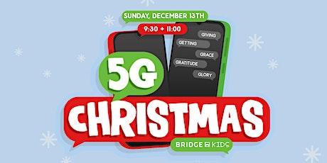 BridgeKid's Christmas Production tickets