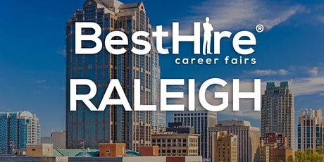 Raleigh Virtual Job Fair August 10, 2021 tickets
