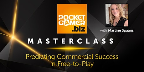 MasterClass: Predicting Commercial Success in Free-to-Play [CANCELLED] tickets