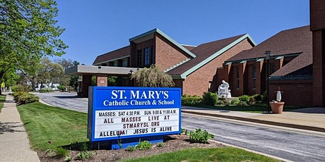 Wednesday Morning Mass-St. Mary, Spring Lake tickets
