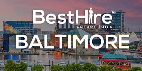 Baltimore Virtual Job Fair April 22, 2021 tickets