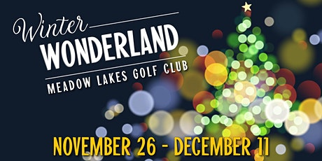 Winter Wonderland Walk at Meadow Lakes Golf Club tickets