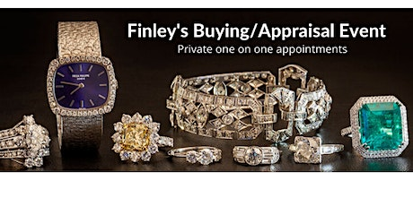 Stratford Jewellery & Coin  buying event -By appointment only - Dec 1 -2 tickets