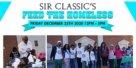 Sir Classic's Feed The Homeless tickets