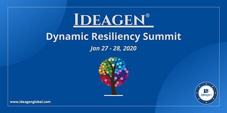 Ideagen Dynamic Resiliency Summit tickets