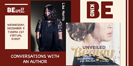 Be Well Book Club: Unveiled Beauty by Lisa Harris tickets