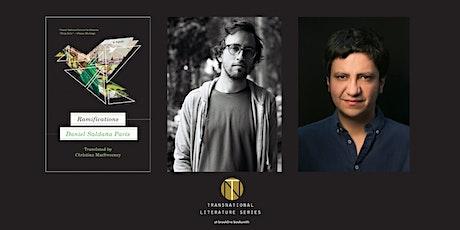 Transnational Series Presents:  Daniel Saldaña París with Alejandro Zambra tickets
