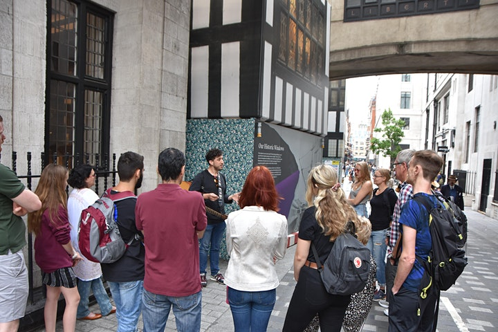 David Bowie's Soho - A Virtual Musical Walking Tour image