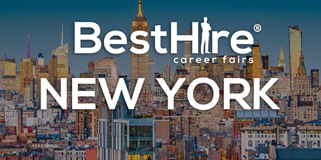 New York Virtual Job Fair May 12, 2021 tickets