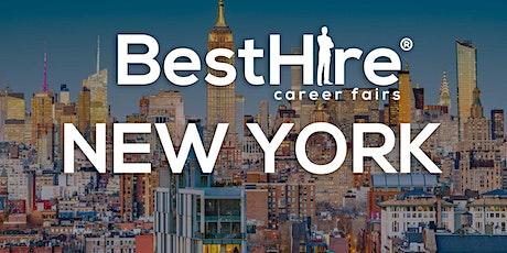 New York Virtual Job Fair May 12, 2021 tickets