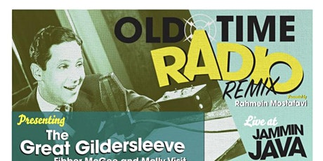 Old Time Radio Remix from Comedian & Producer Rahmein Mostafavi tickets