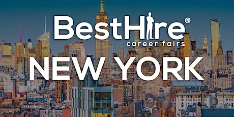New York Virtual Job Fair December 16, 2021 tickets