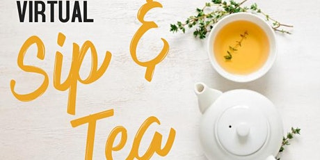 Virtual SIP & TEA with Regency - Alzheimer's & Dementia Support Group tickets