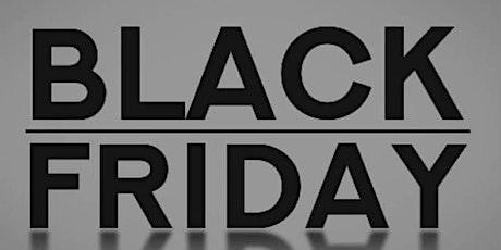 All Black Friday tickets