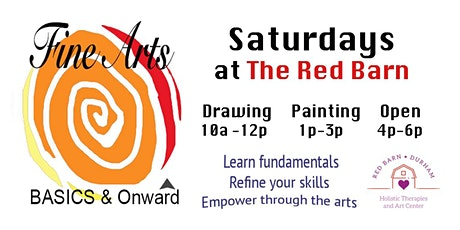 Copy of Fine Arts Basics and Onward - Drawing tickets