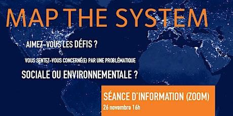 Map the System - Séance d'info billets
