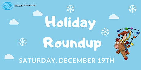 Holiday Roundup tickets