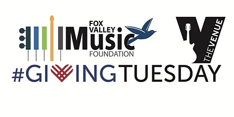GIVING TUESDAY 2020 FUNDRAISER FOR THE VENUE tickets