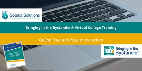 Bringing in the Bystander® Virtual College Training tickets