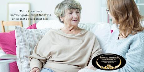 Dec. 17 - Plymouth - Free Estate Planning & Elder Law Care Workshop tickets