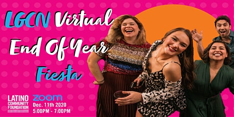 LGCN Virtual End Of Year Fiesta tickets