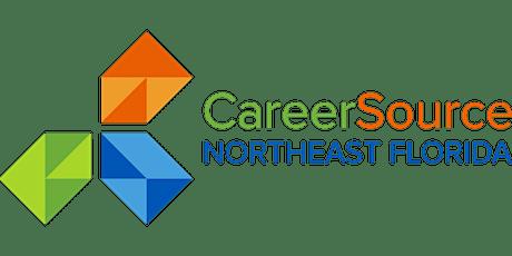 CareerSource NEFL December Industry Sectors Virtual Hiring Fair tickets