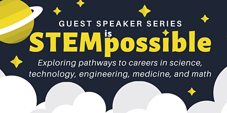 STEMpossible: Hester Dingle - LAST EVENT THIS TERM!!! tickets
