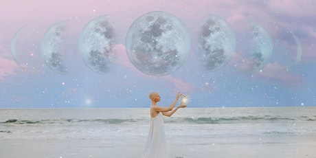 VIRTUAL Sagittarius New Moon TOTAL ECLIPSE Ceremony and Sound Bath tickets