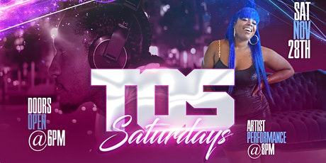 TOS Saturday's featuring Jay Renee & DJ Tramare tickets